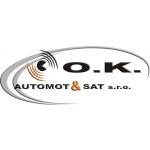 O.K. AUTOMOT & SAT, s.r.o. – logo společnosti