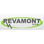 REVAMONT s.r.o. – logo společnosti