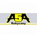 TAXI-A5A-ROKYCANY – logo společnosti