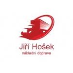Hošek Jiří - nákladní doprava – logo společnosti