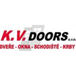 K.V. DOORS s.r.o. – logo společnosti