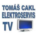 Cakl Tomáš - TV – logo společnosti