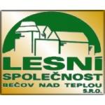 Lesní společnost Bečov, s.r.o. – logo společnosti