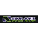 Juřík Miroslav, Ing.- NEON JUŘÍK - Světelné reklamy – logo společnosti