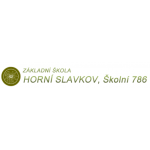 Základní škola Horní Slavkov, Školní 786 – logo společnosti