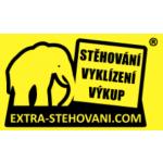 EXTRA STĚHOVÁNÍ (pobočka Ostrov) – logo společnosti