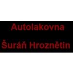 Michal Šuráň-AUTOLAKOVNA – logo společnosti