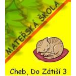 Mateřská škola Cheb, Do Zátiší 3, příspěvková organizace – logo společnosti