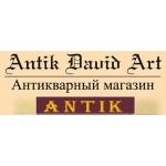 Málek David - ANTIK DAVID ART – logo společnosti
