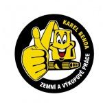 Benda Karel- zemní a výkopové práce – logo společnosti