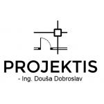 PROJEKTIS - Ing. Douša Dobroslav – logo společnosti