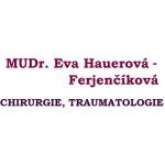 MUDr. Eva Hauerová Ferjenčíková – logo společnosti