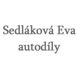 Sedláková Eva - autodíly – logo společnosti