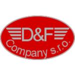 D&F Company s.r.o. – logo společnosti