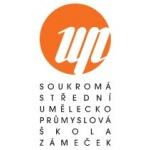 Střední uměleckoprůmyslová škola a ZUŠ Zámeček – logo společnosti