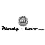 MONTY - KOVO s.r.o. – logo společnosti