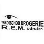 Ettler Roman - VELKOOBCHOD DROGERIE R.E.M. – logo společnosti