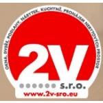 2V, s.r.o. – logo společnosti