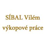Síbal Vilém- výkopové práce – logo společnosti