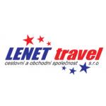 LENET travel s.r.o. – logo společnosti