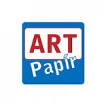 Kacerovský Ivo- ART PAPÍR – logo společnosti