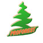 PROFOREST s.r.o.- Zahradní a lesní technika – logo společnosti