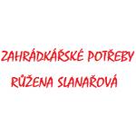 Zahrádkářské potřeby- Slanařová Růžena – logo společnosti