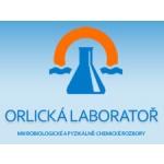 ORLICKÁ LABORATOŘ, s.r.o. – logo společnosti