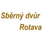Město Rotava- sběrný dvůr – logo společnosti
