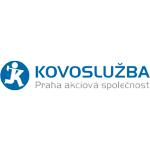 KOVOSLUŽBA Praha, a.s. (pobočka Sokolov) – logo společnosti