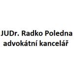 JUDr. Radko Poledna, advokát – logo společnosti
