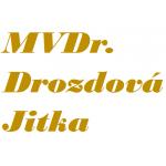 MVDr. Drozdová Jitka - Zvěrolékařství – logo společnosti