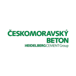 Českomoravský beton, a.s. (pobočka Cheb - Hradiště) – logo společnosti