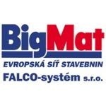 FALCO - systém, spol. s r.o.- STAVEBNINY – logo společnosti