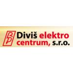 Diviš elektro centrum s.r.o. - bezpečnostní systémy – logo společnosti