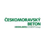 Českomoravský beton, a.s. (pobočka Mariánské Lázně - Úšovice) – logo společnosti