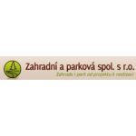 Zahradní a parková spol. s r.o. – logo společnosti