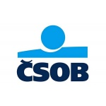 Československá obchodní banka, a. s. ( ČSOB banka pobočka Chlumec nad Cidlinou ) – logo společnosti