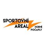 Sportovní areál Horní Počaply, příspěvková organizace (Praha-východ) – logo společnosti