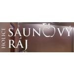 Saunový ráj – logo společnosti