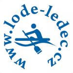 PŮJČOVNA LODÍ LEDEČ – logo společnosti