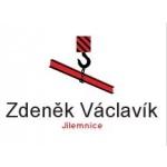 Václavík Zdeněk - Jeřábnické práce, pronájem plošin – logo společnosti