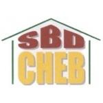 Stavební bytové družstvo Cheb – logo společnosti