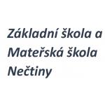 Základní škola a Mateřská škola Nečtiny, okres Plzeň-sever, příspěvková organizace - ZŠ Nečtiny – logo společnosti