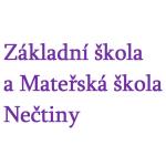 Základní škola a Mateřská škola Nečtiny, okres Plzeň-sever, příspěvková organizace - MŠ Nečtiny – logo společnosti