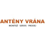 Vrána Jan- antény – logo společnosti