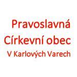 Pravoslavná církevní obec v Karlových Varech – logo společnosti
