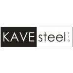 KAVE steel s.r.o. – logo společnosti