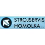 Strojservis Homolka s.r.o. – logo společnosti