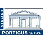 PORTICUS s.r.o. – logo společnosti